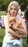 Anais Gallagher Photo - London UK 030916Anais Gallagher at PupAid Puppy Farm Awareness Day 2016 at Primrose Hill London3 September 2016Ref LMK73-00000-040916Keith MayhewLandmark Media WWWLMKMEDIACOM