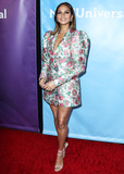 Alesha Dixon Photo - PASADENA LOS ANGELES CALIFORNIA USA - JANUARY 11 Alesha Dixon arrives at the 2020 NBCUniversal Winter TCA Press Tour held at The Langham Huntington Hotel on January 11 2020 in Pasadena Los Angeles California United States (Photo by Xavier CollinImage Press Agency)
