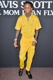 Travis Scott Photo - SANTA MONICA LOS ANGELES CALIFORNIA USA - AUGUST 27 Rapper Swae Lee arrives at the Los Angeles Premiere Of Netflixs Travis Scott Look Mom I Can Fly held at Barker Hangar on August 27 2019 in Santa Monica Los Angeles California United States (Photo by Image Press Agency)