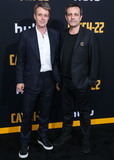Harry Gregson Williams Photo - HOLLYWOOD LOS ANGELES CALIFORNIA USA - MAY 07 Harry Gregson-Williams and Rupert Gregson-Williams arrive at the Los Angeles Premiere Of Hulus Catch-22 held at the TCL Chinese Theatre IMAX on May 7 2019 in Hollywood Los Angeles California United States (Photo by Xavier CollinImage Press Agency)