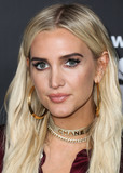 Ashlee Simpson Photo - LOS ANGELES CALIFORNIA USA - AUGUST 01 Singer Ashlee Simpson Ross arrives at the Weedmaps Museum of Weed Exclusive Preview Celebration held at Weedmaps Museum of Weed on August 1 2019 in Los Angeles California United States (Photo by Xavier CollinImage Press Agency)