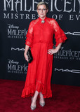 Kathleen Robertson Photo - HOLLYWOOD LOS ANGELES CALIFORNIA USA - SEPTEMBER 30 Kathleen Robertson arrives at the World Premiere Of Disneys Maleficent Mistress Of Evil held at the El Capitan Theatre on September 30 2019 in Hollywood Los Angeles California United States (Photo by Xavier CollinImage Press Agency)