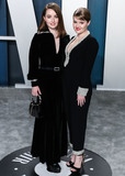 Margaret Mad Photo - BEVERLY HILLS LOS ANGELES CALIFORNIA USA - FEBRUARY 09 Kaitlyn Dever and Mady Dever arrive at the 2020 Vanity Fair Oscar Party held at the Wallis Annenberg Center for the Performing Arts on February 9 2020 in Beverly Hills Los Angeles California United States (Photo by Xavier CollinImage Press Agency)