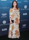 Bonnie Wright Photo - LOS ANGELES CA USA - JANUARY 05 Actress Bonnie Wright arrives at The Art Of Elysiums 12th Annual Heaven Gala held at a Private Venue on January 5 2019 in Los Angeles California United States (Photo by Xavier CollinImage Press Agency)