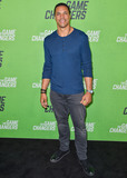 The Game Photo - HOLLYWOOD LOS ANGELES CALIFORNIA USA - SEPTEMBER 05 Tony Gonzalez arrives at the Los Angeles Premiere Of The Game Changers held at ArcLight Cinemas Hollywood on September 5 2019 in Hollywood Los Angeles California United States (Photo by Image Press Agency)