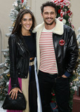 James Franco Photo - BEVERLY HILLS LOS ANGELES CA USA - DECEMBER 09 Actress Isabel Pakzad and boyfriendactor James Franco arrive at the Brooks Brothers Annual Holiday Celebration In Los Angeles To Benefit St Jude 2018 held at the Beverly Wilshire Four Seasons Hotel on December 9 2018 in Beverly Hills Los Angeles California United States (Photo by Xavier CollinImage Press Agency)