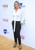 Nadia Comaneci Photo - WEST HOLLYWOOD LOS ANGELES CA USA - JANUARY 05 Nadia Comaneci arrives at the 6th Annual Gold Meets Golden Event held at The House On Sunset on January 5 2019 in West Hollywood Los Angeles California United States (Photo by Xavier CollinImage Press Agency)