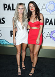 Amanda Stanton Photo - LAS VEGAS NEVADA USA - APRIL 05 Amanda Stanton and Raven Gates arrive at the Kaos Dayclub and Nightclub Grand Opening Weekend At Palms Casino Resort held at Kaos Dayclub and Nightclub at Palms Casino Resort on April 5 2019 in Las Vegas Nevada United States (Photo by Xavier CollinImage Press Agency)