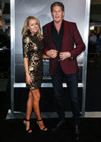 Hayley Roberts Photo - WESTWOOD LOS ANGELES CA USA - DECEMBER 10 Hayley Roberts and husbandactor David Hasselhoff arrive at the Los Angeles Premiere of Warner Bros Pictures The Mule held at the Regency Village Theatre on December 10 2018 in Westwood Los Angeles California United States (Photo by Image Press Agency)