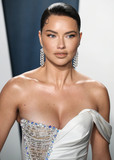 Adriana Lima Photo - BEVERLY HILLS LOS ANGELES CALIFORNIA USA - FEBRUARY 09 Adriana Lima arrives at the 2020 Vanity Fair Oscar Party held at the Wallis Annenberg Center for the Performing Arts on February 9 2020 in Beverly Hills Los Angeles California United States (Photo by Xavier CollinImage Press Agency)