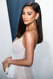 Shay Photo - BEVERLY HILLS LOS ANGELES CALIFORNIA USA - FEBRUARY 09 Actress Shay Mitchell arrives at the 2020 Vanity Fair Oscar Party held at the Wallis Annenberg Center for the Performing Arts on February 9 2020 in Beverly Hills Los Angeles California United States (Photo by Xavier CollinImage Press Agency)