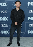 Tom Payne Photo - PASADENA LOS ANGELES CALIFORNIA USA - JANUARY 07 Tom Payne arrives at the FOX Winter TCA 2020 All-Star Party held at The Langham Huntington Hotel on January 7 2020 in Pasadena Los Angeles California United States (Photo by Xavier CollinImage Press Agency)