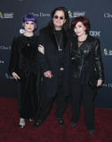 Sharon Osbourne Photo - BEVERLY HILLS LOS ANGELES CALIFORNIA USA - JANUARY 25 Kelly Osbourne Ozzy Osbourne and Sharon Osbourne arrive at The Recording Academy And Clive Davis 2020 Pre-GRAMMY Gala held at The Beverly Hilton Hotel on January 25 2020 in Beverly Hills Los Angeles California United States (Photo by Xavier CollinImage Press Agency)