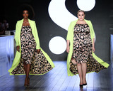 Hayley Hasselhoff Photo - MANHATTAN NEW YORK CITY NEW YORK USA - SEPTEMBER 10 Hayley Hasselhoff walks the runway at S by Serena Williams during New York Fashion Week The Shows held at Metropolitan West on September 10 2019 in Manhattan New York City New York United States (Photo by Xavier CollinImage Press Agency)