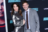 Katie Aselton Photo - WESTWOOD LOS ANGELES CALIFORNIA USA - DECEMBER 10 Katie Aselton and Mark Duplass arrive at the Los Angeles Special Screening Of Liongates Bombshell held at the Regency Village Theatre on December 10 2019 in Westwood Los Angeles California United States (Photo by Xavier CollinImage Press Agency)