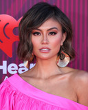Agnez Mo Photo - LOS ANGELES CA USA - MARCH 14 Agnez Mo arrives at the 2019 iHeartRadio Music Awards held at Microsoft Theater at LA Live on March 14 2019 in Los Angeles California United States (Photo by Xavier CollinImage Press Agency)