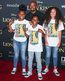 Jamie Foxx Photo - HOLLYWOOD LOS ANGELES CALIFORNIA USA - JULY 09 Jamie Foxx arrives at the World Premiere Of Disneys The Lion King held at the Dolby Theatre on July 9 2019 in Hollywood Los Angeles California United States (Photo by Xavier CollinImage Press Agency)