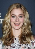 Caitlin Fitzgerald Photo - HOLLYWOOD LOS ANGELES CA USA - FEBRUARY 04 Actress Caitlin Fitzgerald arrives at the Los Angeles Premiere Of RLJE Films The Man Who Killed Hitler And Then Bigfoot held at ArcLight Cinemas Hollywood on February 4 2019 in Hollywood Los Angeles California United States (Photo by David AcostaImage Press Agency)