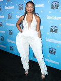 Ajiona Alexus Photo - SAN DIEGO CALIFORNIA USA - JULY 20 Actress Ajiona Alexus arrives at the Entertainment Weekly Comic-Con Celebration 2019 held at Float at Hard Rock Hotel San Diego on July 20 2019 in San Diego California United States (Photo by Xavier CollinImage Press Agency)