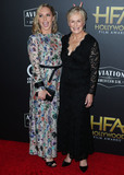 Annie Starke Photo - BEVERLY HILLS LOS ANGELES CA USA - NOVEMBER 04 Annie Starke Glenn Close at the 22nd Annual Hollywood Film Awards held at The Beverly Hilton Hotel on November 4 2018 in Beverly Hills Los Angeles California United States (Photo by Xavier CollinImage Press Agency)