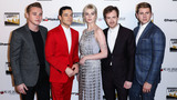Allen Leech Photo - HOLLYWOOD LOS ANGELES CA USA - JANUARY 09 Ben Hardy Rami Malek Lucy Boynton Joseph Mazzello and Allen Leech arrive at the 2nd Annual Los Angeles Online Film Critics Society Award Ceremony held at the Taglyan Cultural Complex on January 9 2019 in Hollywood Los Angeles California United States (Photo by David AcostaImage Press Agency)