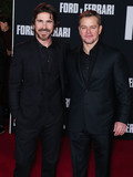 Christian Bale Photo - HOLLYWOOD LOS ANGELES CALIFORNIA USA - NOVEMBER 04 Actors Christian Bale and Matt Damon arrive at the Los Angeles Premiere Of 20th Century Foxs Ford v Ferrari held at the TCL Chinese Theatre IMAX on November 4 2019 in Hollywood Los Angeles California United States (Photo by Xavier CollinImage Press Agency)