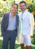 Brad Goreski Photo - PACIFIC PALISADES LOS ANGELES CALIFORNIA USA - OCTOBER 05 Gary Janetti and Brad Goreski arrive at the 10th Annual Veuve Clicquot Polo Classic Los Angeles held at Will Rogers State Historic Park on October 5 2019 in Pacific Palisades Los Angeles California United States (Photo by Xavier CollinImage Press Agency)