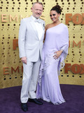 Allegra Riggio Photo - LOS ANGELES CALIFORNIA USA - SEPTEMBER 22 Jared Harris and Allegra Riggio arrive at the 71st Annual Primetime Emmy Awards held at Microsoft Theater LA Live on September 22 2019 in Los Angeles California United States (Photo by Xavier CollinImage Press Agency)