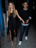 Anastasia Photo - WEST HOLLYWOOD LOS ANGELES CA USA - SEPTEMBER 27 Maria Menounos and boyfriend Keven Undergaro seen arriving at the Anastasia Karanikolaou Cosmetics Launch held at Delilah on September 27 2018 in West Hollywood Los Angeles California United States (Photo by Image Press Agency)