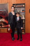 August Maturo Photo - WESTWOOD LOS ANGELES CALIFORNIA USA - JUNE 20 August Maturo arrives at the Los Angeles Premiere Of Warner Bros Annabelle Comes Home held at Regency Village Theatre on June 20 2019 in Westwood Los Angeles California United States (Photo by Rudy TorresImage Press Agency)