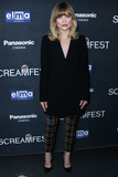 The Darkness Photo - HOLLYWOOD LOS ANGELES CALIFORNIA USA - OCTOBER 17 Maddie Hasson arrives at the Screamfest Closing Night Screening Of We Summon The Darkness held at TCL Chinese 6 Theatres on October 17 2019 in Hollywood Los Angeles California United States (Photo by Xavier CollinImage Press Agency)