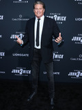 David Hasselhoff Photo - HOLLYWOOD LOS ANGELES CALIFORNIA USA - MAY 15 Actor David Hasselhoff arrives at the Los Angeles Special Screening Of Lionsgates John Wick Chapter 3 - Parabellum held at the TCL Chinese Theatre IMAX on May 15 2019 in Los Angeles California United States (Photo by Xavier CollinImage Press Agency)