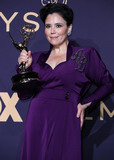 Alex Borstein Photo - LOS ANGELES CALIFORNIA USA - SEPTEMBER 22 Alex Borstein poses in the press room at the 71st Annual Primetime Emmy Awards held at Microsoft Theater LA Live on September 22 2019 in Los Angeles California United States (Photo by Xavier CollinImage Press Agency)