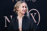 Jennifer Lawrence Photo - HOLLYWOOD LOS ANGELES CALIFORNIA USA - JUNE 04 Actress Jennifer Lawrence wearing a Dior dress and Niwaka jewelry arrives at the Los Angeles Premiere Of 20th Century Foxs Dark Phoenix held at the TCL Chinese Theatre IMAX on June 4 2019 in Hollywood Los Angeles California United States (Photo by Xavier CollinImage Press Agency)