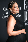 Ashley Graham Photo - MANHATTAN NEW YORK CITY NEW YORK USA - SEPTEMBER 06 Model Ashley Graham wearing a 16arlington gown arrives at the 2019 Harpers BAZAAR Celebration of ICONS By Carine Roitfeld held at The Plaza Hotel on September 6 2019 in Manhattan New York City New York United States (Photo by Xavier CollinImage Press Agency)