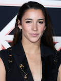 Ali Farka Tour Photo - WESTWOOD LOS ANGELES CALIFORNIA USA - NOVEMBER 11 Aly Raisman arrives at the Los Angeles Premiere Of Columbia Pictures Charlies Angels held at the Westwood Regency Theater on November 11 2019 in Westwood Los Angeles California United States (Photo by Xavier CollinImage Press Agency)