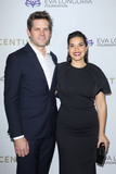 The Four Seasons Photo - BEVERLY HILLS LOS ANGELES CALIFORNIA USA - NOVEMBER 15 Ryan Piers Williams and America Ferrera arrive at the Eva Longoria Foundation Dinner Gala 2019 held at the Four Seasons Los Angeles at Beverly Hills on November 15 2019 in Beverly Hills Los Angeles California United States (Photo by Image Press Agency)
