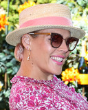 Busy Phillips Photo - PACIFIC PALISADES LOS ANGELES CALIFORNIA USA - OCTOBER 05 Busy Phillips arrives at the 10th Annual Veuve Clicquot Polo Classic Los Angeles held at Will Rogers State Historic Park on October 5 2019 in Pacific Palisades Los Angeles California United States (Photo by Xavier CollinImage Press Agency)