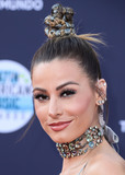 Nastassja Bolivar Photo - HOLLYWOOD LOS ANGELES CA USA - OCTOBER 25 Nastassja Bolivar at the 2018 Latin American Music Awards held at the Dolby Theatre on October 25 2018 in Hollywood Los Angeles California United States (Photo by Xavier CollinImage Press Agency)