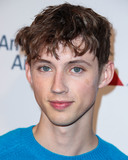 Troye Sivan Photo - BEVERLY HILLS LOS ANGELES CA USA - JANUARY 05 Troye Sivan arrives at the BAFTA (British Academy of Film and Television Arts) Los Angeles Tea Party 2019 held at the Four Seasons Hotel Los Angeles at Beverly Hills on January 5 2019 in Beverly Hills Los Angeles California United States (Photo by Xavier CollinImage Press Agency)