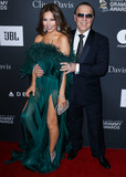 Tommy Mottola Photo - BEVERLY HILLS LOS ANGELES CA USA - FEBRUARY 09 Singer Thalia and husband Tommy Mottola arrive at The Recording Academy And Clive Davis 2019 Pre-GRAMMY Gala held at The Beverly Hilton Hotel on February 9 2019 in Beverly Hills Los Angeles California United States (Photo by Xavier CollinImage Press Agency)