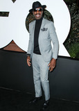 JB Smoove Photo - WEST HOLLYWOOD LOS ANGELES CALIFORNIA USA - DECEMBER 05 JB Smoove arrives at the 2019 GQ Men Of The Year Party held at The West Hollywood EDITION Hotel on December 5 2019 in West Hollywood Los Angeles California United States (Photo by Xavier CollinImage Press Agency)