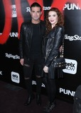 Carly Steel Photo - HOLLYWOOD LOS ANGELES CA USA - MARCH 04 Omar Sharif Jr and Carly Steel arrive at the Los Angeles Premiere Of Epixs Punk held at SIR on March 4 2019 in Hollywood Los Angeles California United States (Photo by David AcostaImage Press Agency)