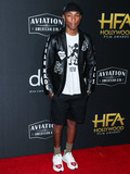 Pharrell Williams Photo - BEVERLY HILLS LOS ANGELES CALIFORNIA USA - NOVEMBER 03 Singer Pharrell Williams arrives at the 23rd Annual Hollywood Film Awards held at The Beverly Hilton Hotel on November 3 2019 in Beverly Hills Los Angeles California United States (Photo by Xavier CollinImage Press Agency)