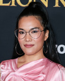 Ali Wong Photo - HOLLYWOOD LOS ANGELES CALIFORNIA USA - JULY 09 Actress Ali Wong arrives at the World Premiere Of Disneys The Lion King held at the Dolby Theatre on July 9 2019 in Hollywood Los Angeles California United States (Photo by Xavier CollinImage Press Agency)
