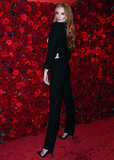 Alexina Graham Photo - MANHATTAN NEW YORK CITY NEW YORK USA - SEPTEMBER 05 Alexina Graham arrives at Victorias Secret Angel Sara Sampaio Hosts The Bombshell Intense Launch Party held at Paradise Club at the Times Square EDITION Hotel on September 5 2019 in Manhattan New York City New York United States (Photo by Xavier CollinImage Press Agency)