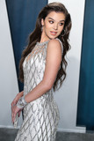 Anita Ko Photo - BEVERLY HILLS LOS ANGELES CALIFORNIA USA - FEBRUARY 09 Actresssinger Hailee Steinfeld wearing a Prada dress Jimmy Choo shoes and clutch and Anita Ko jewelry arrives at the 2020 Vanity Fair Oscar Party held at the Wallis Annenberg Center for the Performing Arts on February 9 2020 in Beverly Hills Los Angeles California United States (Photo by Xavier CollinImage Press Agency)