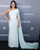 Anita Ko Photo - CULVER CITY LOS ANGELES CALIFORNIA USA - NOVEMBER 09 Actress Olivia Munn wearing Yanina dress Jimmy Choo shoes rings by Effy and Anita Ko an Anita Ko bracelet and Sara Weinstock earrings while carrying a Jimmy Choo clutch arrives at the 2019 Baby2Baby Gala held at 3Labs on November 9 2019 in Culver City Los Angeles California United States (Photo by Xavier CollinImage Press Agency)