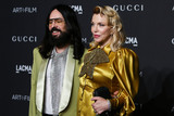 Alessandro Michele Photo - LOS ANGELES CA USA - NOVEMBER 03 Alessandro Michele Courtney Love at the 2018 LACMA Art  Film Gala held at the Los Angeles County Museum of Art on November 3 2018 in Los Angeles California United States (Photo by Xavier CollinImage Press Agency)