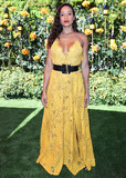 Dania Ramirez Photo - PACIFIC PALISADES LOS ANGELES CALIFORNIA USA - OCTOBER 05 Dania Ramirez arrives at the 10th Annual Veuve Clicquot Polo Classic Los Angeles held at Will Rogers State Historic Park on October 5 2019 in Pacific Palisades Los Angeles California United States (Photo by Xavier CollinImage Press Agency)